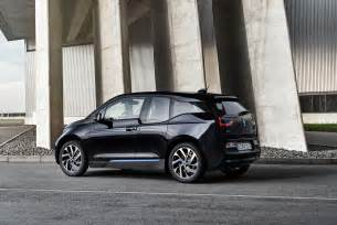 bmw i3 colors fluid black is now the best looking bmw i3 color