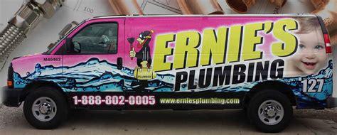 Ernies Plumbing by Ernie S Plumbing For The Best Plumbers Professional