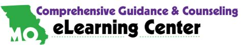 missouri school counseling comprehensive guidance and counseling elearning center