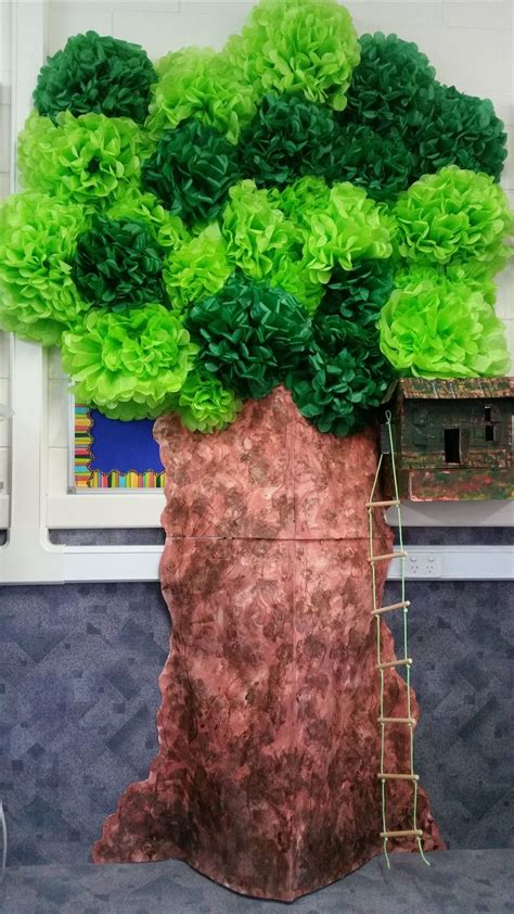 Tree Used For Paper - best 25 paper tree classroom ideas on