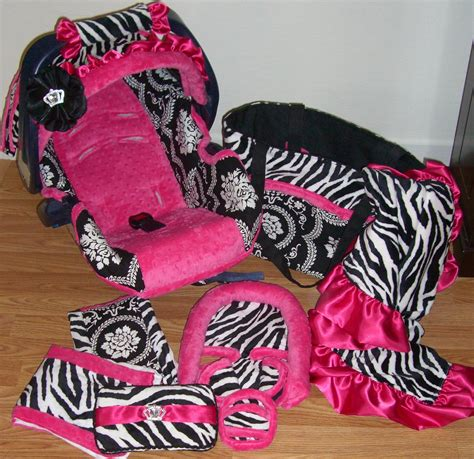 zebra print baby car seat covers zebra print baby car seat infant graco fitted