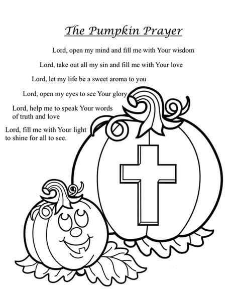 100 stamford place 6th floor stamford ct 06902 u s let your light shine pumpkin coloring sheet pumpkin prayer