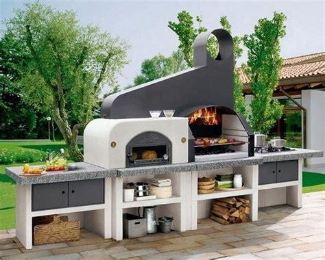 bbq da giardino come montare il barbecue in muratura arredo giardino