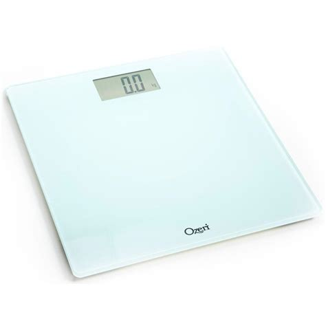 ozeri bathroom scale ozeri scales precision digital bath scale with widescreen lcd and stepon activation