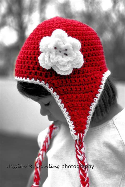 loom knit earflap hat the 25 best flap hat ideas on crochet hat