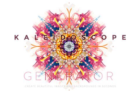 kaleidoscope pattern background generator by jipito kaleidoscope generator patterns on creative market