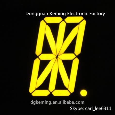 Yellow Decimal 0 36 4 Digit Led Display 7 Segments Kuning Tm1637 2 3 inch led sign ultra yellow 14 segment display 16 segment led 1 digit buy 16 segment led 1