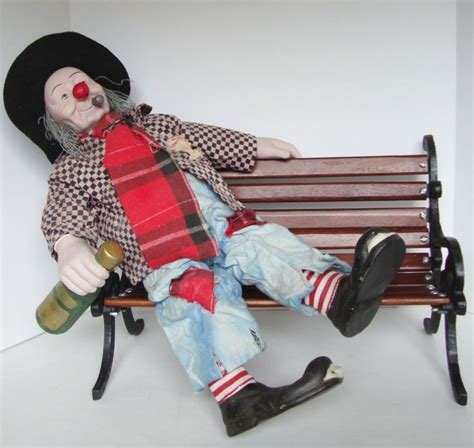 hobo on a bench shop porcelain dolls on ebay