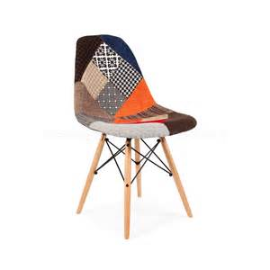 Eames Dining Chairs Charles Eames Charles Eames Style Dsw Eiffel Patchwork Dining Chair Charles Eames From Mdm