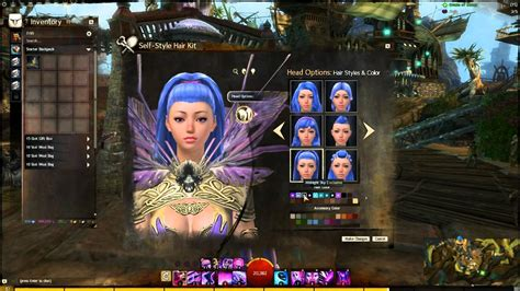 Gw2 Hairstyle Kits by Guild Wars 2 New Hairstyles Fade Haircut