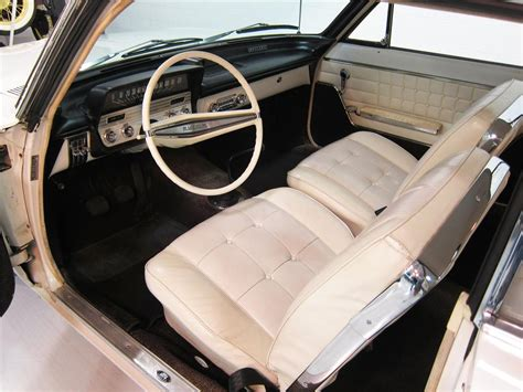 Skylark Interiors by 1962 Buick Skylark 2 Door Coupe 162381
