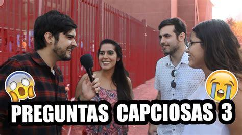 preguntas capciosas instagram preguntas capciosas 3 fabio torres ft nitanzorron youtube