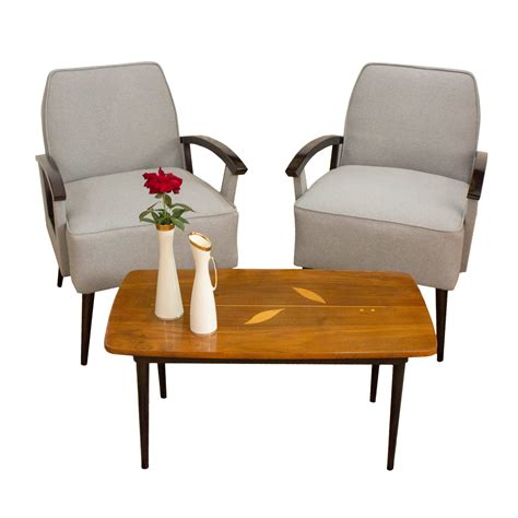 mid century armchairs beautiful pair of mid century armchairs made in belgium in