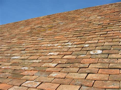 Terracotta Roof Tiles Reclaimed Terracotta Roof Tiles From Bca Antique Materials
