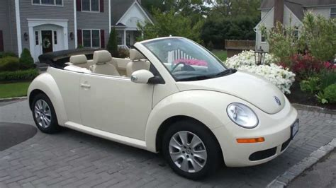 volkswagen buggy convertible 2009 vw new beetle convertible for sale only 4000 miles