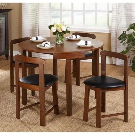harrisburg  piece tobey compact  dining set grey