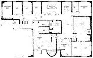 Best Office Floor Plans Medical Office Floor Plan Samples