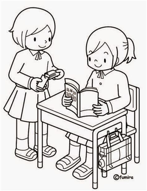 imagenes de niños trabajando matematicas para colorear dibujos para colorear maestra de infantil y primaria el