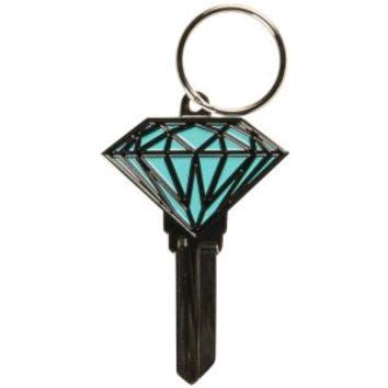 diamond supply co home decor diamond supply co brilliant metal key from ccs black