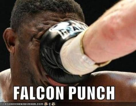 Falcon Punch Meme - image 161626 falcon punch know your meme