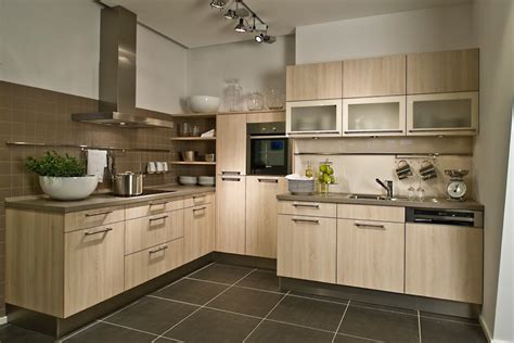 light wood kitchen design stylehomes net light acacia wood effect kitchens
