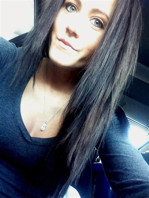 2013 young mom hair cuts jenelle evans out of the hospital did she have a