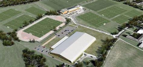 plans for wolves football academy and new secondary school