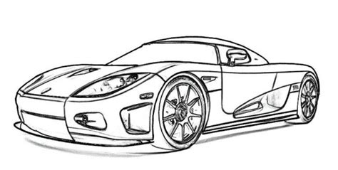 17 Best Images About Autos On Pinterest Coloring Sports Cars Coloring Pages For Boys Printable