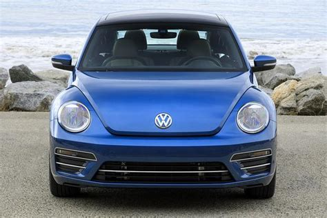 Autotrader Volkswagen by 2018 Volkswagen Beetle New Car Review Autotrader
