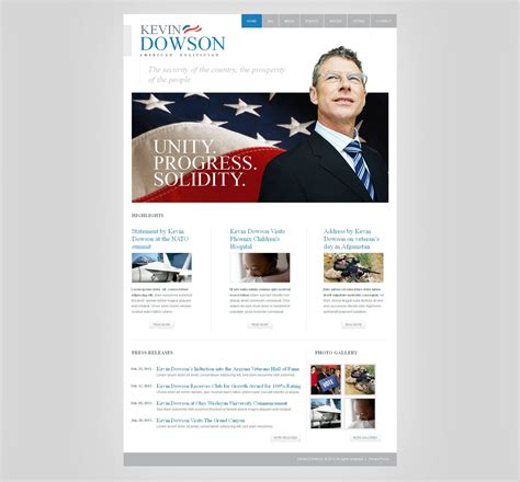Political Candidate Moto Cms Html Template 45449 Political Caign Website Templates Free