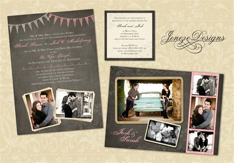wedding invitation templates photoshop wedding invitation template photographers and photoshop