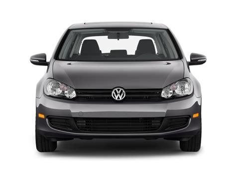 Auto Front by Image 2011 Volkswagen Golf 4 Door Hb Auto Front Exterior