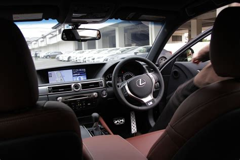 back seat driver position review from the backseat 2013 lexus gs 350 f sport