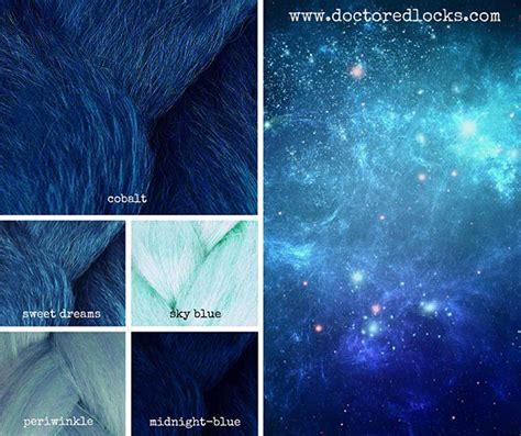 ultra blue color kk ultra galaxy color palettes doctored locks tutorials