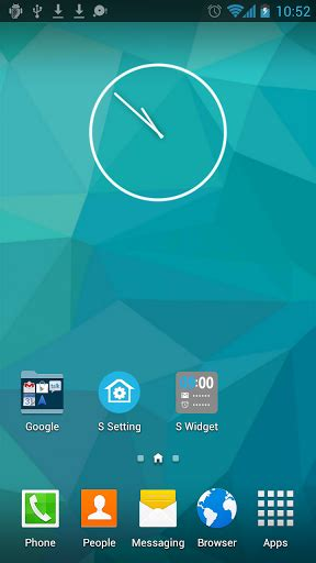 android s launcher prime galaxy s7 launcher