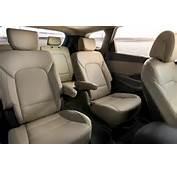 Hyundai Santa Fe With Captains Chairs