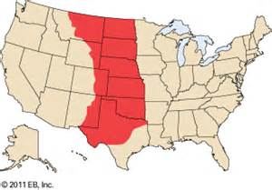 great plains region of the united states
