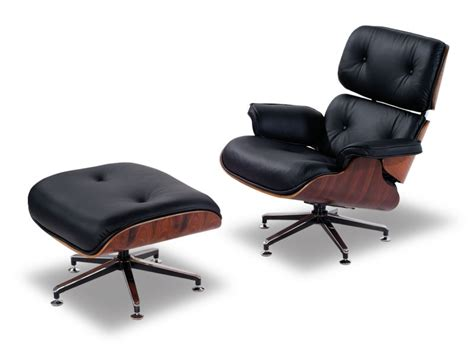 Leather Lounge Chair And Ottoman Design Ideas Leather Day Beds Eames Leather Chair And Ottoman Eames Recliner Chair And Ottoman Interior