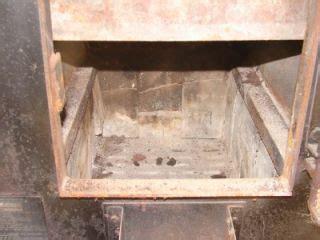 glacier bay wood coal burning stove fireplace insert on