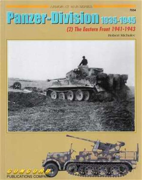 panzer regiment 1 1935 45 books concord armor at war
