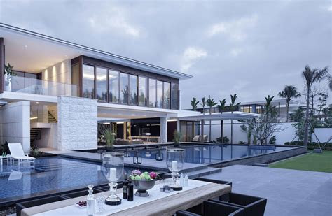luxury house designs best modern outstanding beachside villas in lingshui hainan china
