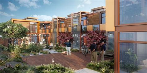 Housing For Veterans by Shipping Containers As Sustainable Affordable Housing