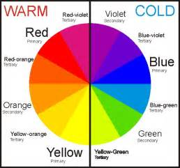 warm and cold colors color theory pro