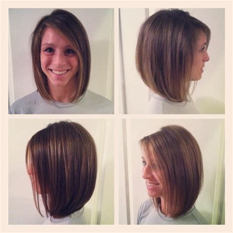 how to pull off a bob hairstyle fun long bob i could do this if i cut my hair off hair