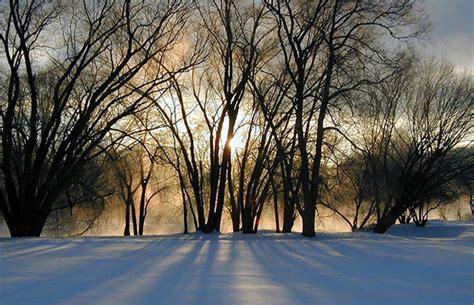 imagenes invierno movimiento vivir en invierno el correo del sol