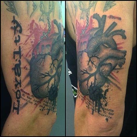 last angels tattoo trash polka by last