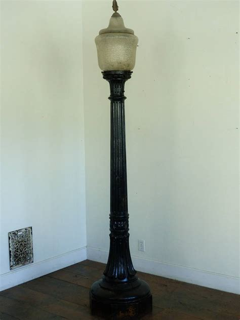 Cast Iron Lighting by Cast Iron Light At 1stdibs