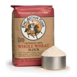 King arthur premium 100 whole wheat flour 5 lb