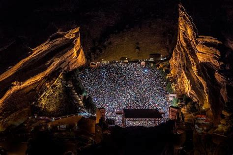 redrocks seating rocks concerts the ultimate seating guide for