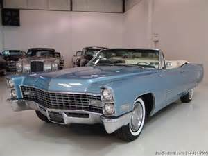 Cadillac 1967 For Sale 1967 Cadillac Convertible Daniel Company